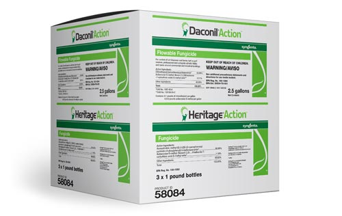 Daconil Action + Heritage Action Multipak