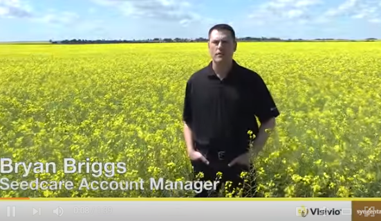 video thumbnail of Hear about Visivio - the evolution in canola seedcare