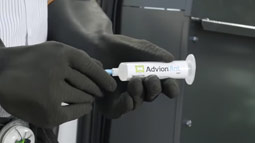 Advion Application Instructions